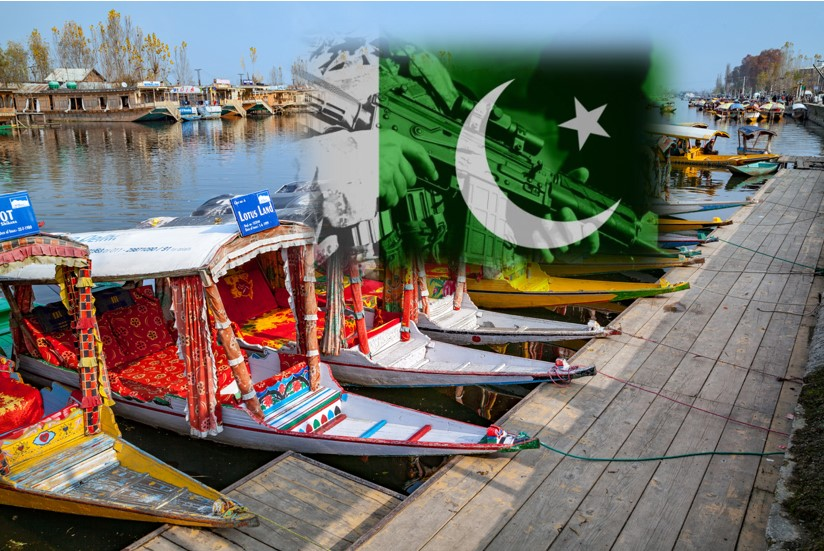 Why Pakistan's Kashmir Obsession is Good for India