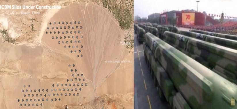 PLA Rocket Force on a Missile Silo Spree