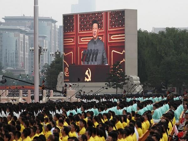 Xi is CCP; CCP is Xi