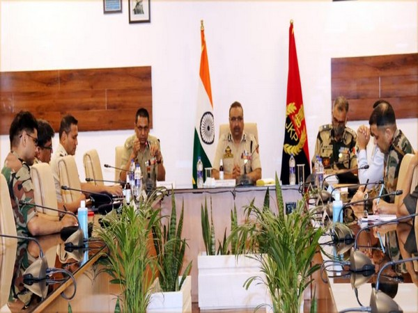J-K DGP instructs officers to remain vigilant over terror outfits using drones for nefarious activities