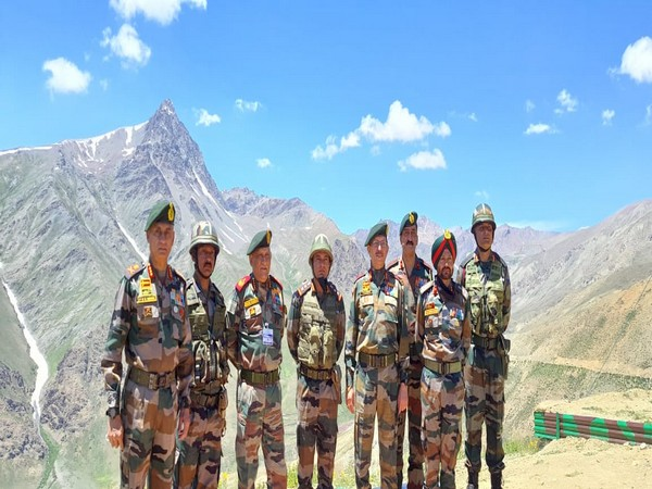 CDS Gen Bipin Rawat visits Dras sector along LoC to review security situation, operational preparedness
