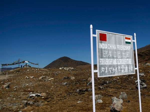 China building concrete camps few kms from Naku La in Sikkim, Eastern Ladakh