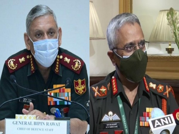 CDS visits Jammu to review security on LoC, Army chief in Pokhran