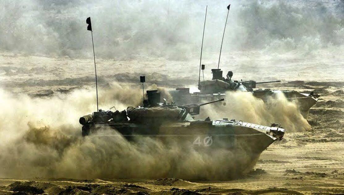 India's Futuristic Infantry Combat Vehicle