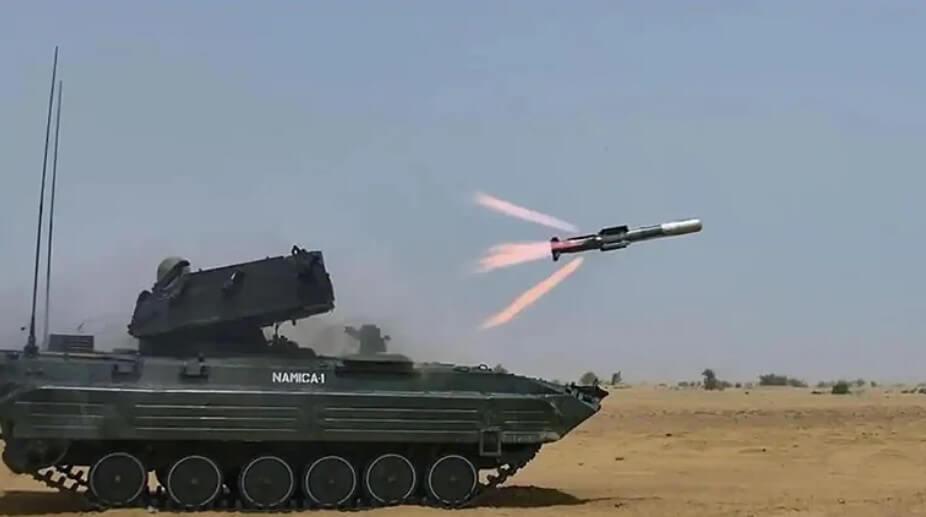 India's  ATGMs  : Lethal Anti Armour Capability