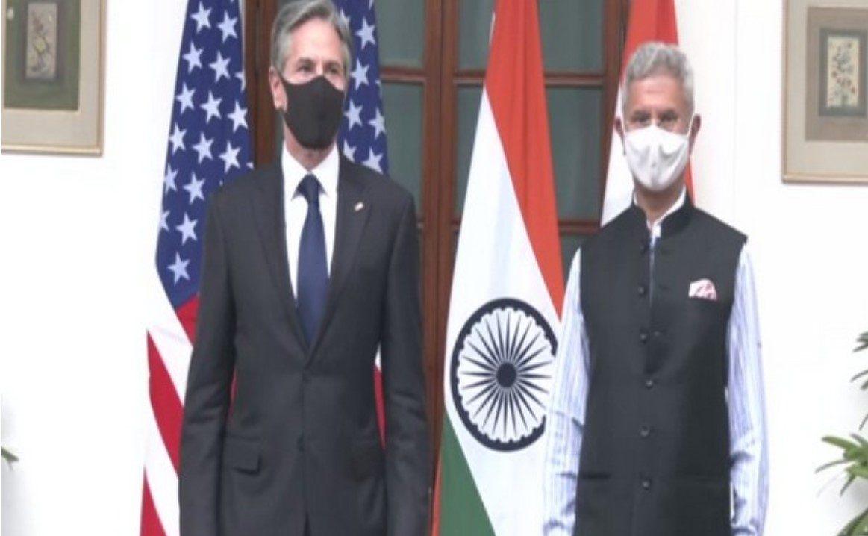 ब्लिंकन की भारत  यात्रा – 'साझा एजेंडों का विस्तार'
