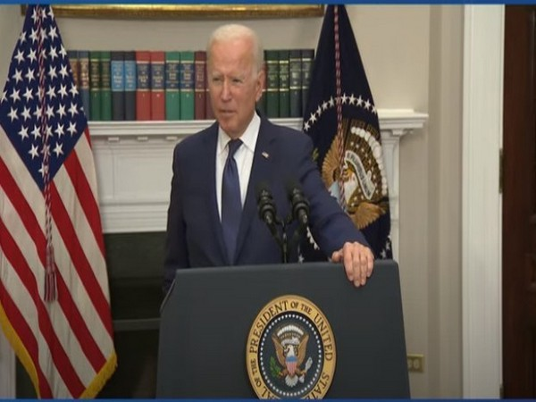 Biden says US mulling to extend Afghanistan evacuation mission