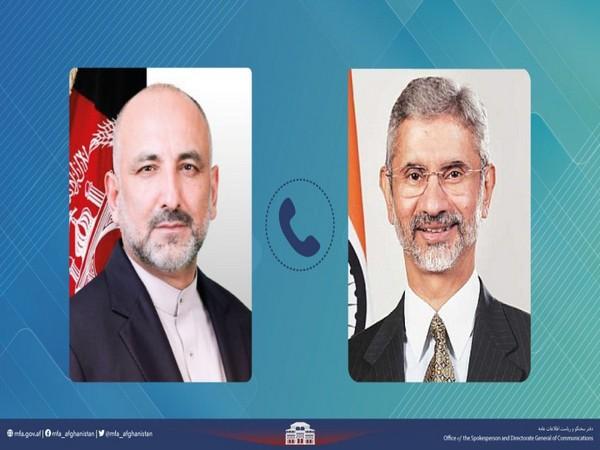 Afghan Foreign Minister speaks to Jaishankar, calls for emergency UNSC session