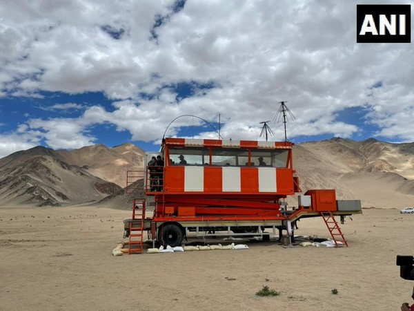 IAF builds one of world's highest mobile ATC towers in Ladakh