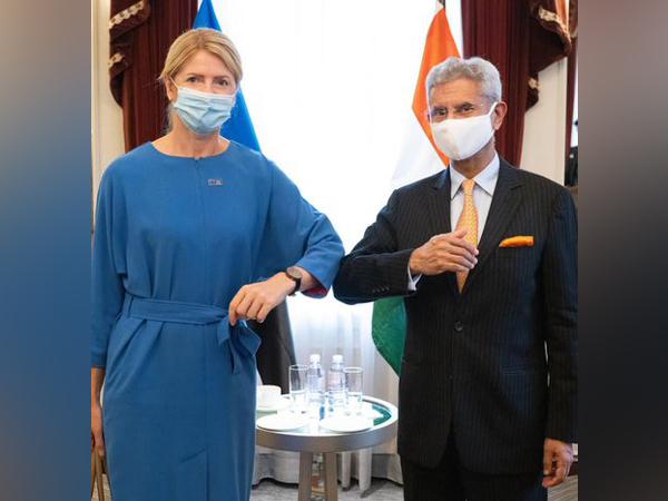 FM Jaishankar, Estonia counterpart exchange views on Afghan crisis
