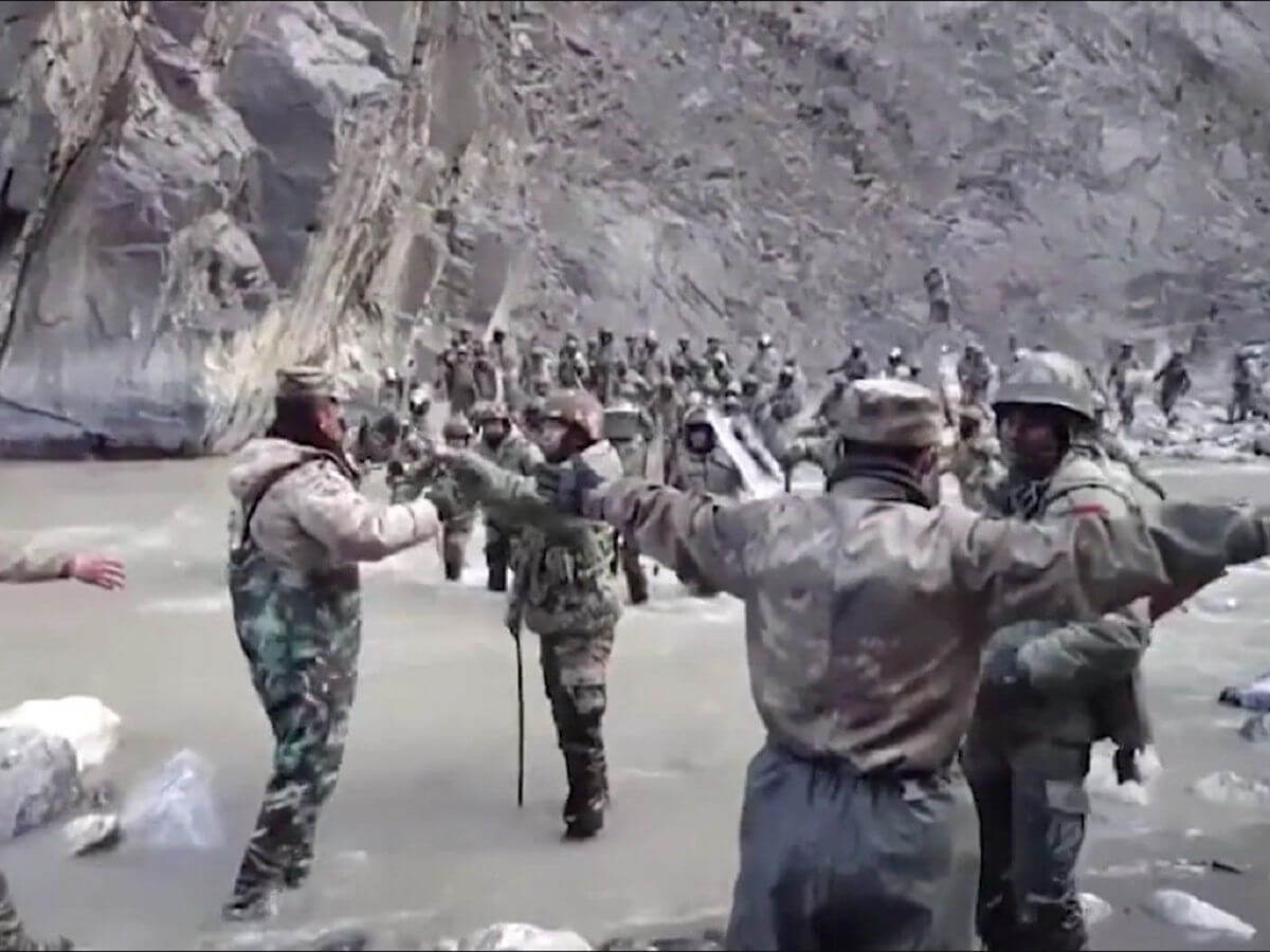 India Responds to Chinese Statement on Galwan Valley Incident on the eve of PM's UNGA Address