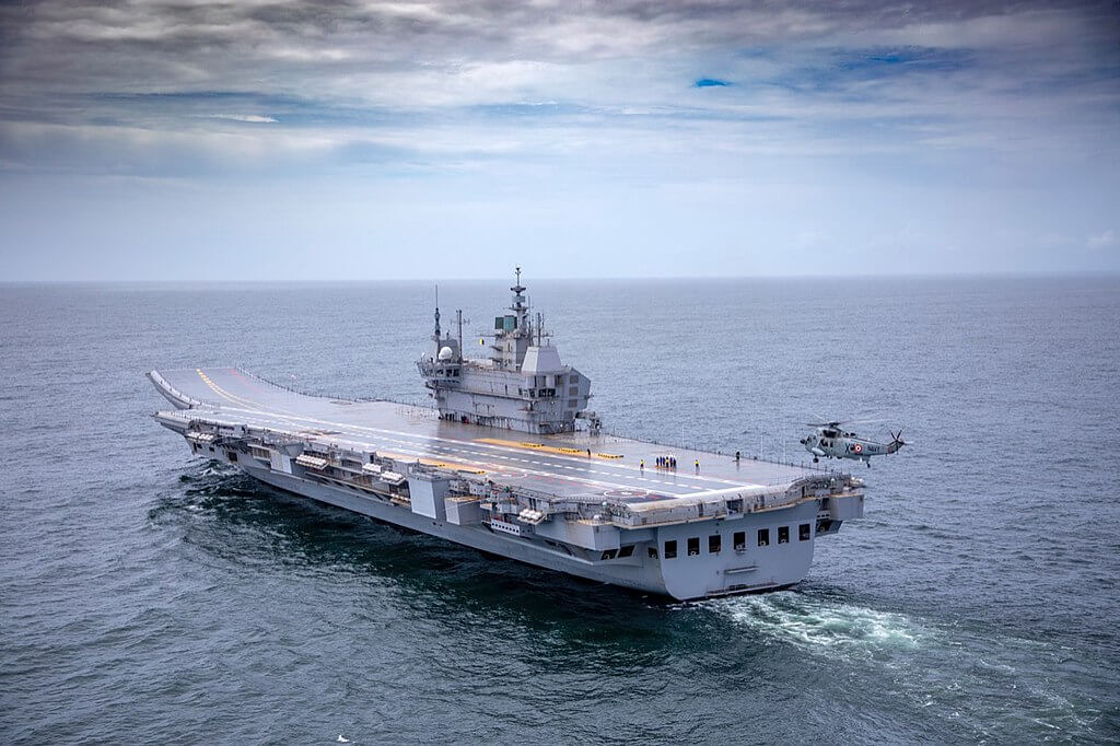 INS Vikrant – A Naval Liability