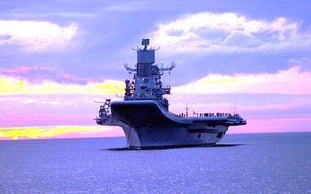 स्वदेशी विमान वाहक: भारतीय नौसेना का वास्तविक वरुण