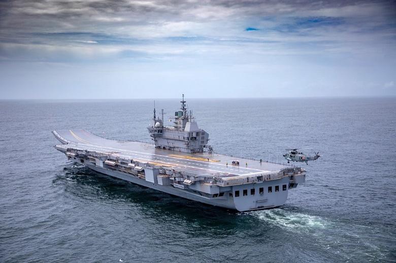 आईएनएस विक्रांत – नौसेना पर बोझ