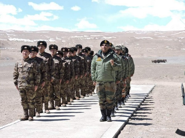 Troops of India, China to disengage from Gogra, talks for further disengagements to continue