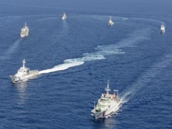 4 Chinese vessels enter Japanese waters off Senkaku island