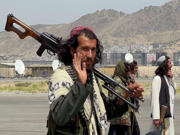 तालिबान के साथ संपर्क : समर्थन नहीं है