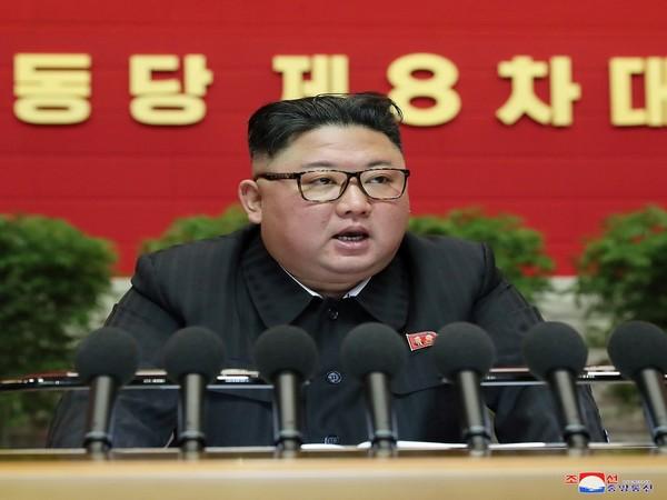 North Korean leader Kim's head bandage fuels speculation over his health