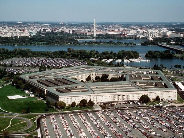 Pentagon under lockdown after 'shooting incident'