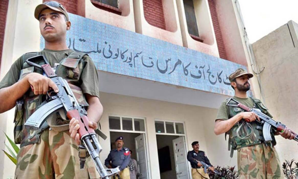 Farce elections in Pakistan occupied Kashmir