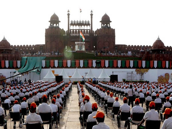 DRDO's Counter Drone Technology installed to monitor Red Fort on Independence Day