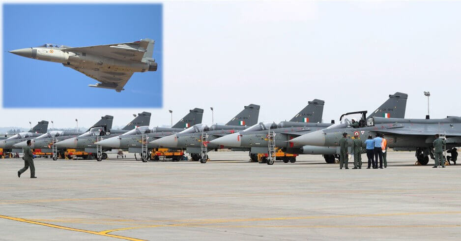 LCA TEJAS: Ready To Touch The Skies With Glory