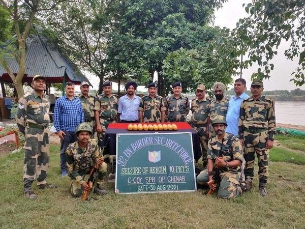 Combating Trans-Border Crimes With Operationally Empowered BSF