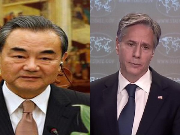 Top US diplomat, Chinese counterpart discuss holding Taliban accountable for their public commitments