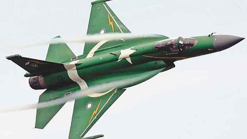 Chinese designed  JF-17 Thunder aircraft a liability for  Pakistan Air Force