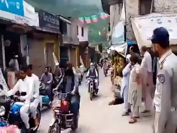 LeT, JeM hold homecoming rallies in PoK for Taliban terrorists