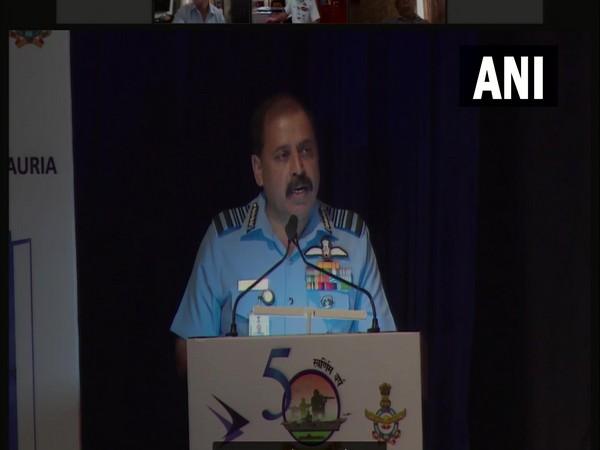 1971 war victory 'landmark event' in global history, says IAF chief RKS Bhadauria