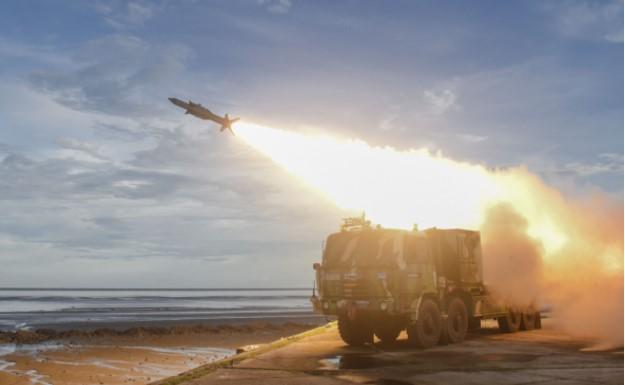Successful Maiden Flight Test of Akash Prime Missile