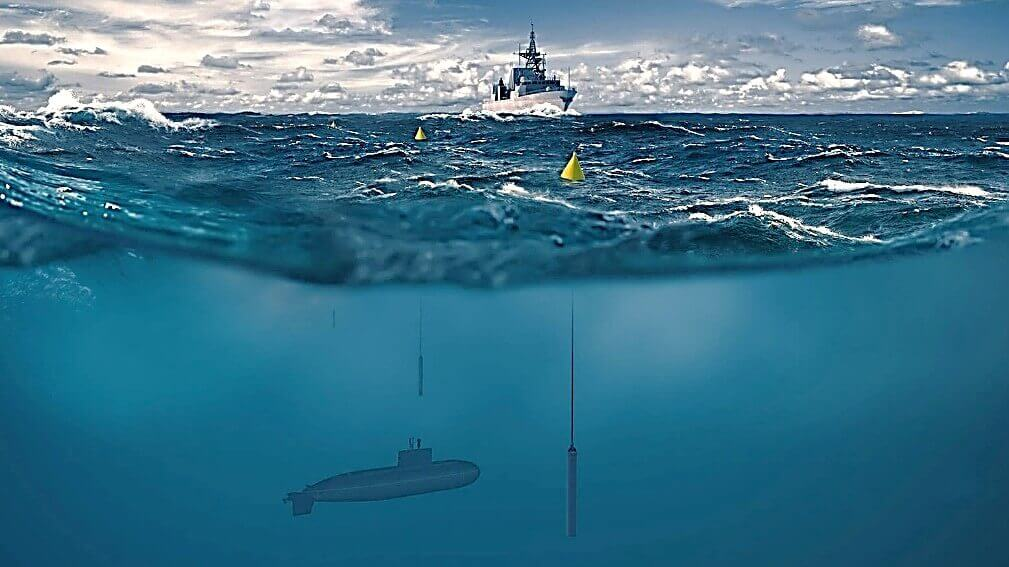 Integrated ASW Defence Suite: A Key Enabler Towards Ocean Dominance