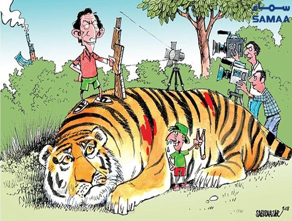 Pakistan Riding the Taliban Tiger