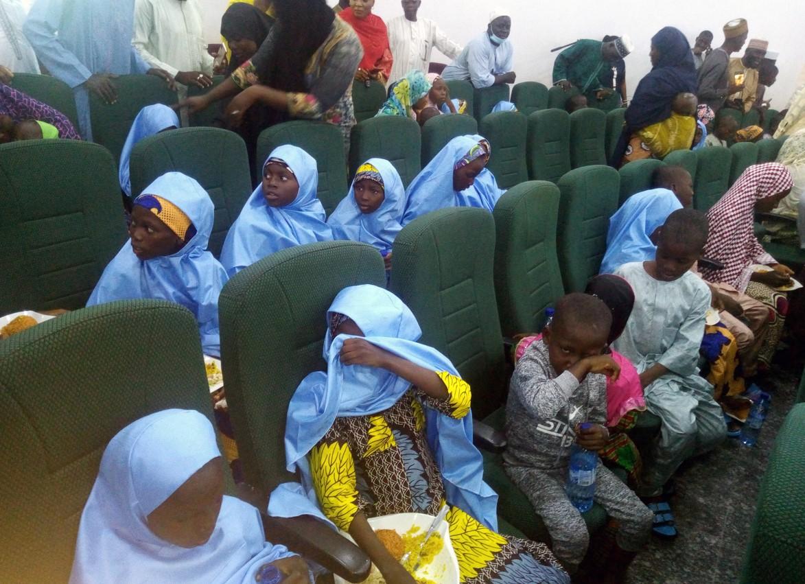 Gunmen Kidnap 73 Children from School in Northwest Nigerian State of Zamfara