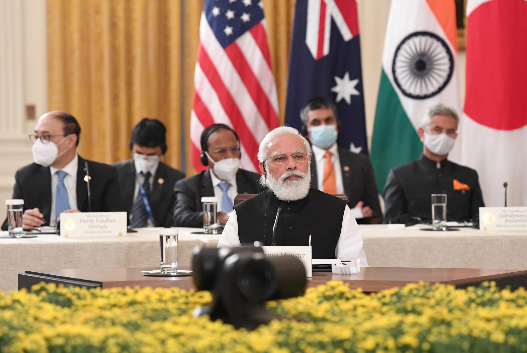 Quad Leaders' Summit – Major Outcomes