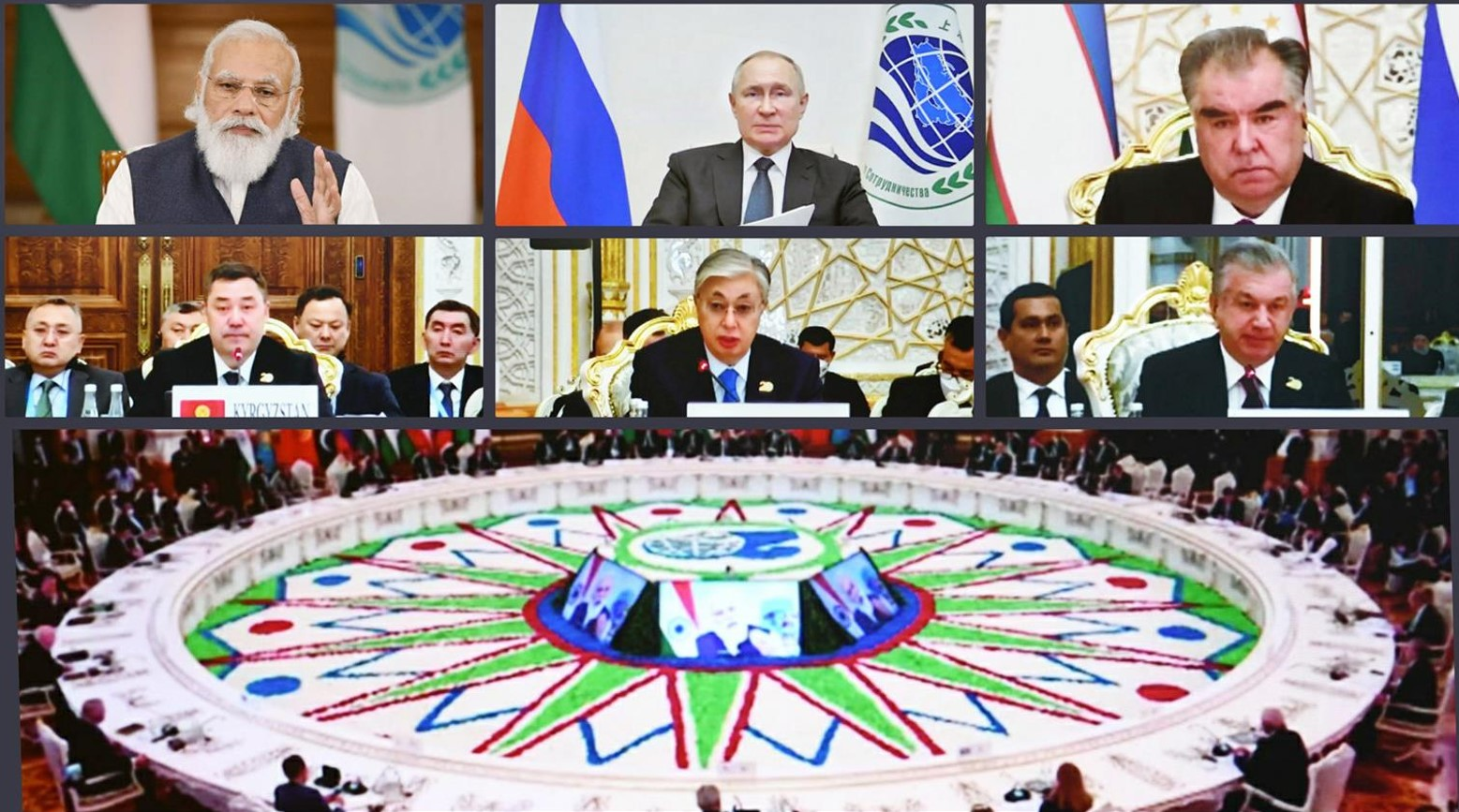 Prime Minister Modi virtually participates in 21st Meeting of the Council of Heads of State of the Shanghai Cooperation Organisation