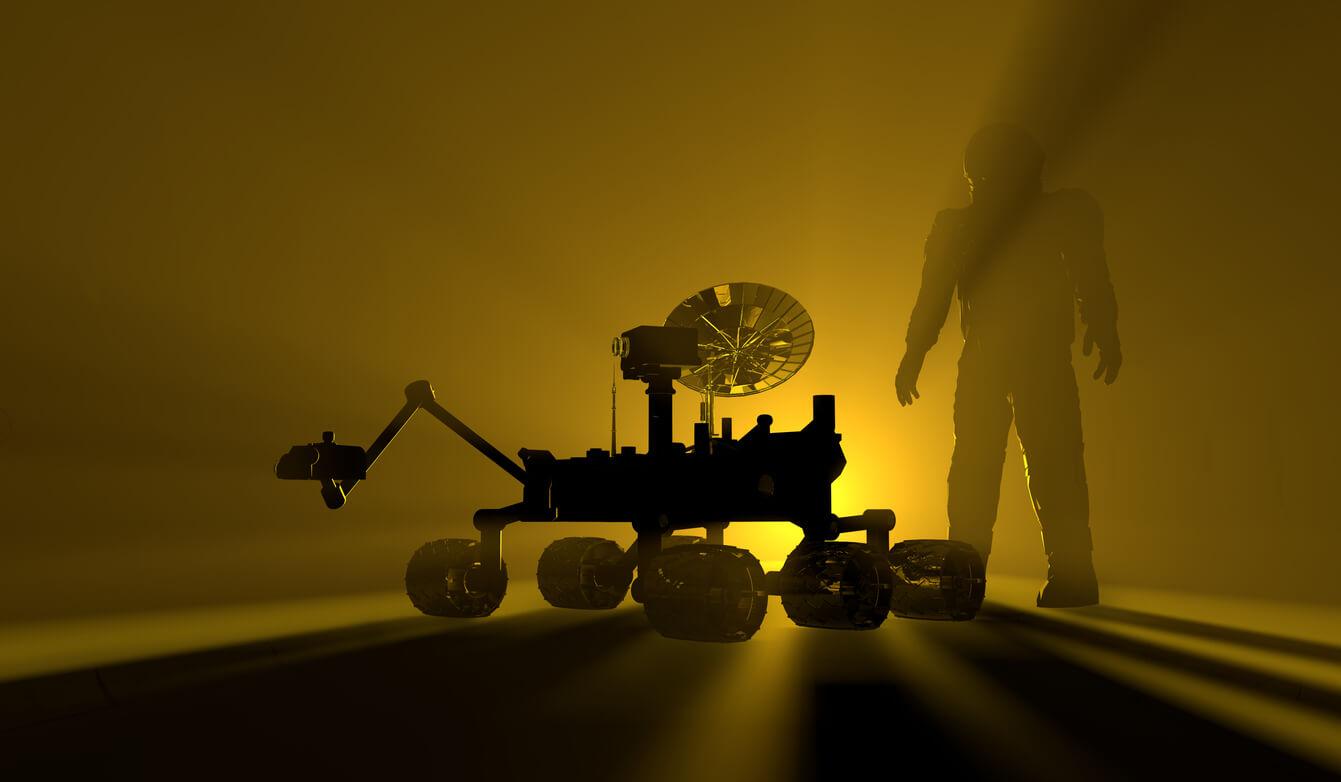 मानव रहित वाहन : हमारे अग्रिम पंक्ति के योद्धाओं का संवर्धंन