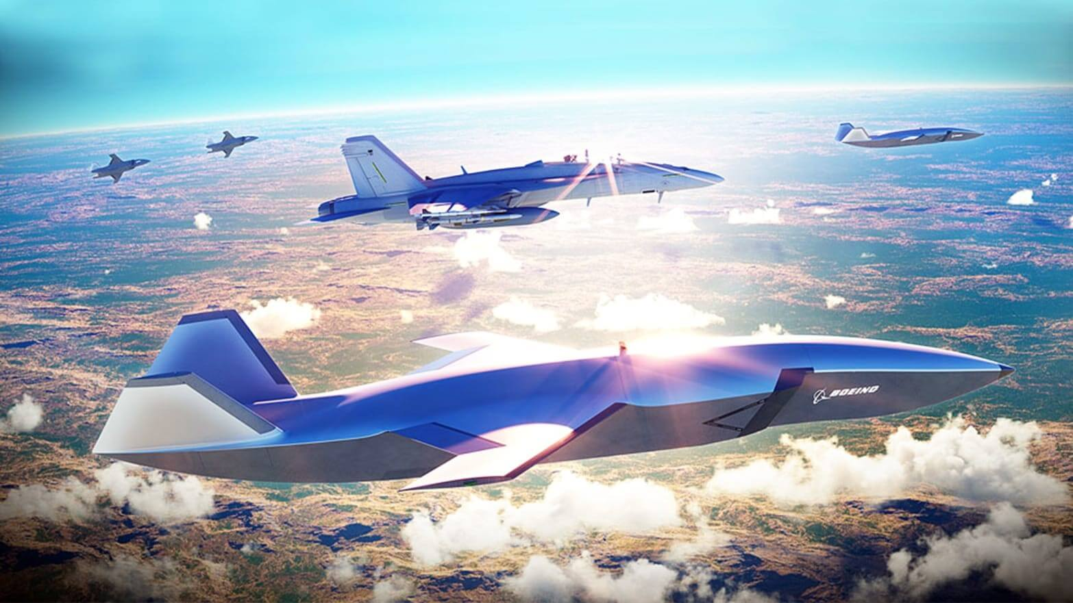 The UNMANNED WINGMAN: A Loyal Ally in the Skies