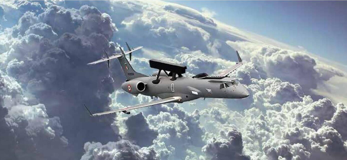 Airborne Early Warning & Control: Force Multiplier In The Sky