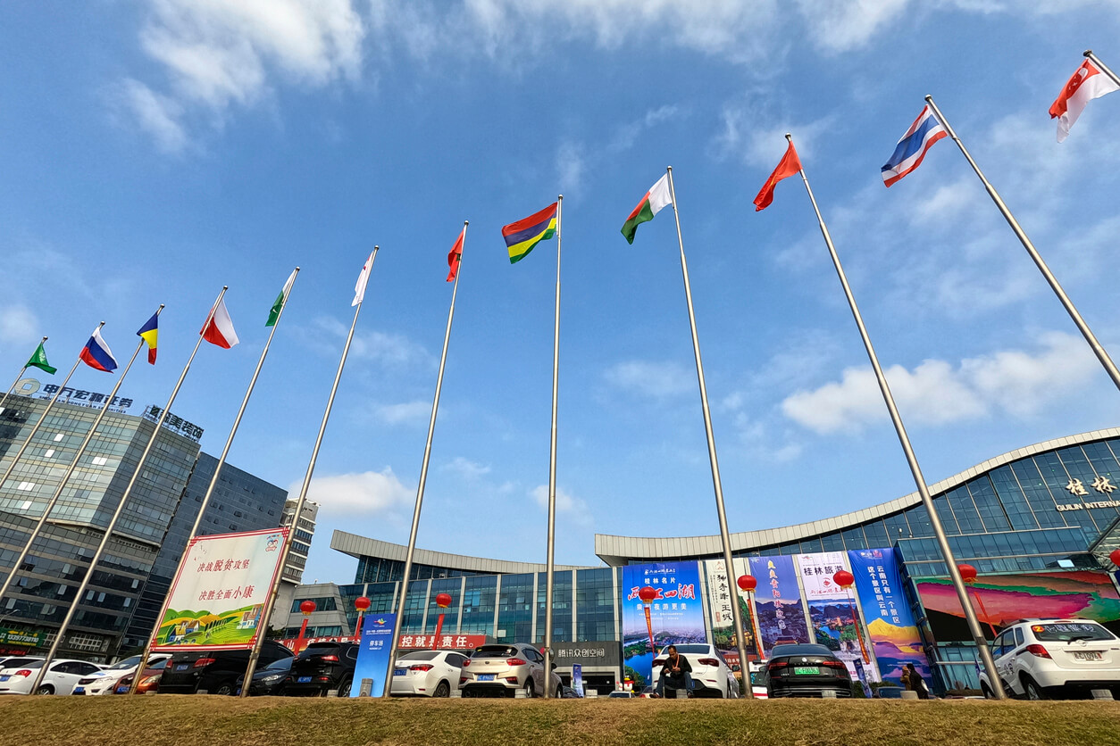 China and ASEAN at 30