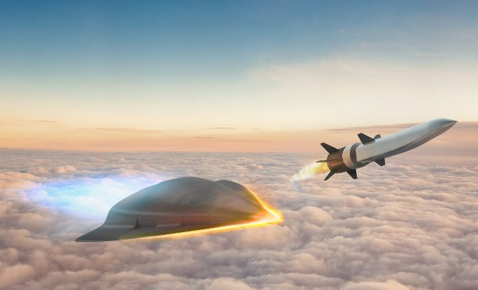 Hypersonic Weapons:  New 'Sprint Kings' In  Strategic Weapons Race