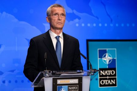 NATO calls on Russia to be transparent with military exercises