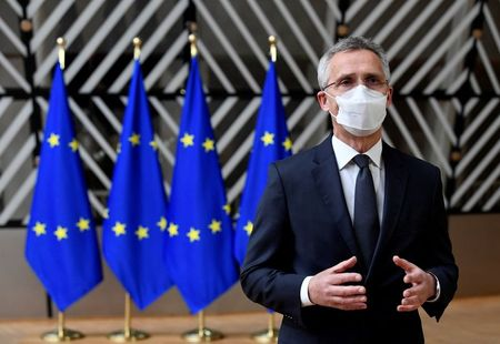 EU defence force should not stretch NATO's resources, Stoltenberg says