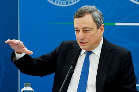 Italy's Draghi, Turkey's Erdogan discuss Afghan crisis, G20 summit