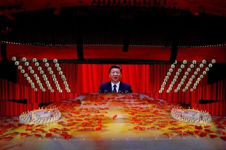 Unleashing Reforms, Xi Returns to China's Socialist Roots