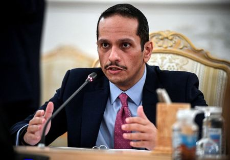 Qatar's foreign minister visits premier of Taliban-ruled Afghanistan