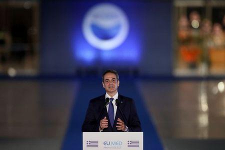 Greek PM says Turkey is a key partner on migration, EU needs cohesion
