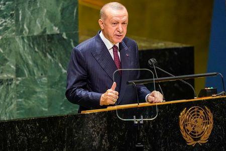 Paris climate agreement to be presented to Turkish parliament -Erdogan