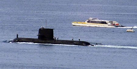 U.S. nuclear sub hits 'object' in Asia-Pacific, no life-threatening injuries